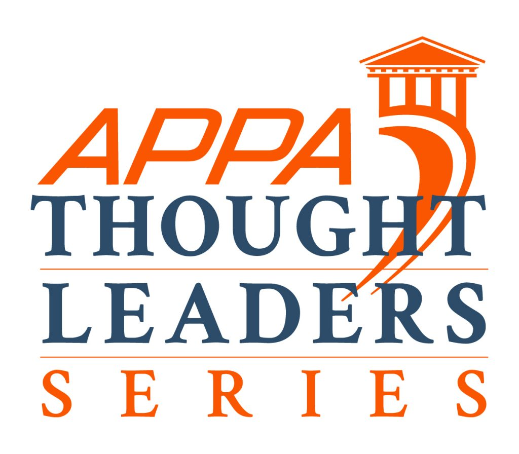 APPA Thought Leaders Series Logo