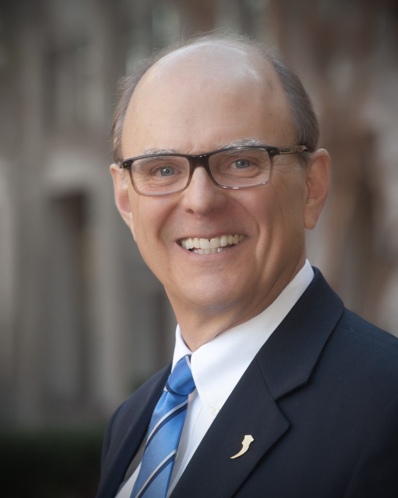 Picture of President Don Guckert