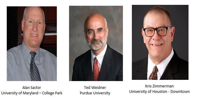 Alan Sactor, Ted Weidner, Kris Zimmerman