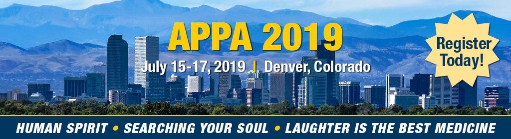 APPA 2019 Banner