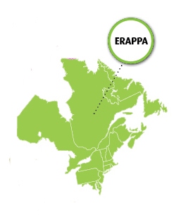 ERAPPA Region