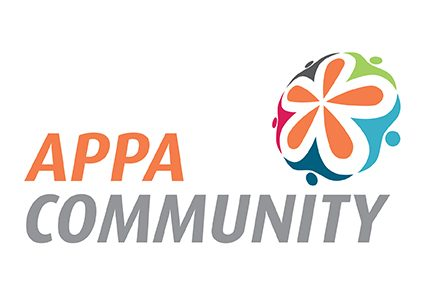 APPA'S Online Community Logo