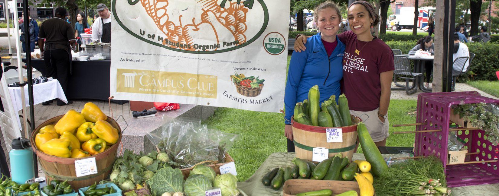 U of Minnesota - Organic Farm