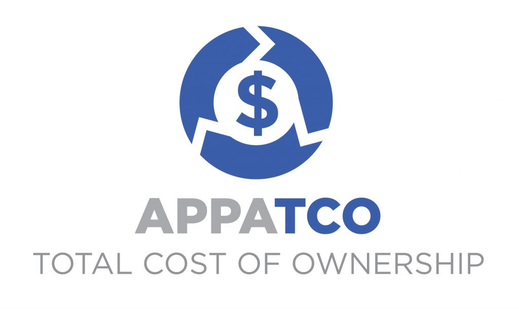 Logo for Total Cost of Ownership (TCO)