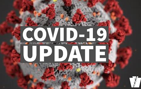Coronavirus Update cover