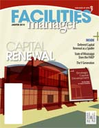 Facilities Manager Cover - January/February 2010