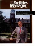 Facilities Manager Magazine - Fall 1988