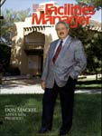 Facilities Manager Magazine - Fall 1992