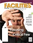 Facilities Manager Magazine - July/August 2009