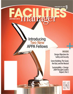Facilities Manager Magazine - July/August 2010