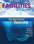 Facilities Manager Magazine - July/August 2016