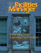 Facilities Manager Magazine - July/August 2005