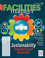 Facilities Manager Magazine - March/April 2016