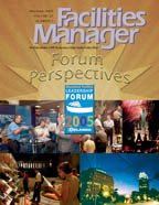 Facilities Manager Magazine - May/June 2005