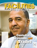 Facilities Manager Magazine - May/June 2008