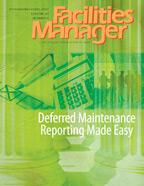 Facilities Manager Magazine - November/December 2007