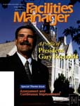 Facilities Manager Magazine - September/October 2001