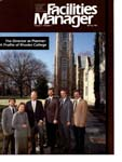 Facilities Manager Magazine - Spring 1986