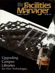 Facilities Manager Magazine - Spring 1992