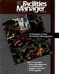 Facilities Manager Magazine - Winter 1987