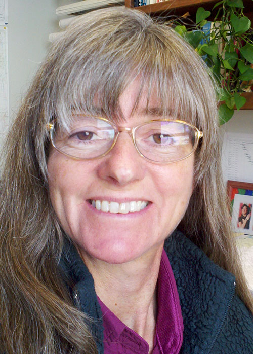 Headshot of Susanne Cordery