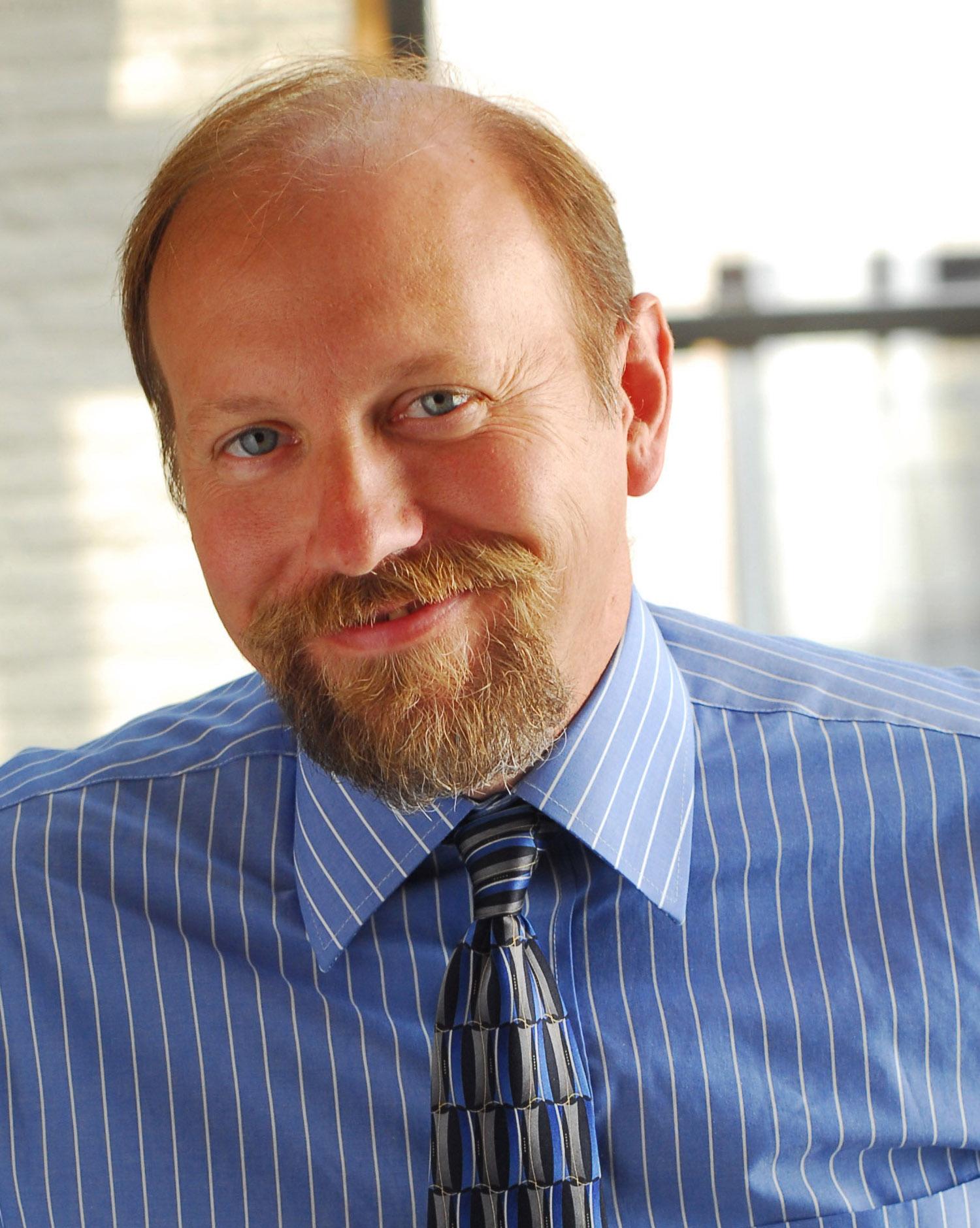 Headshot of Mark Thaler