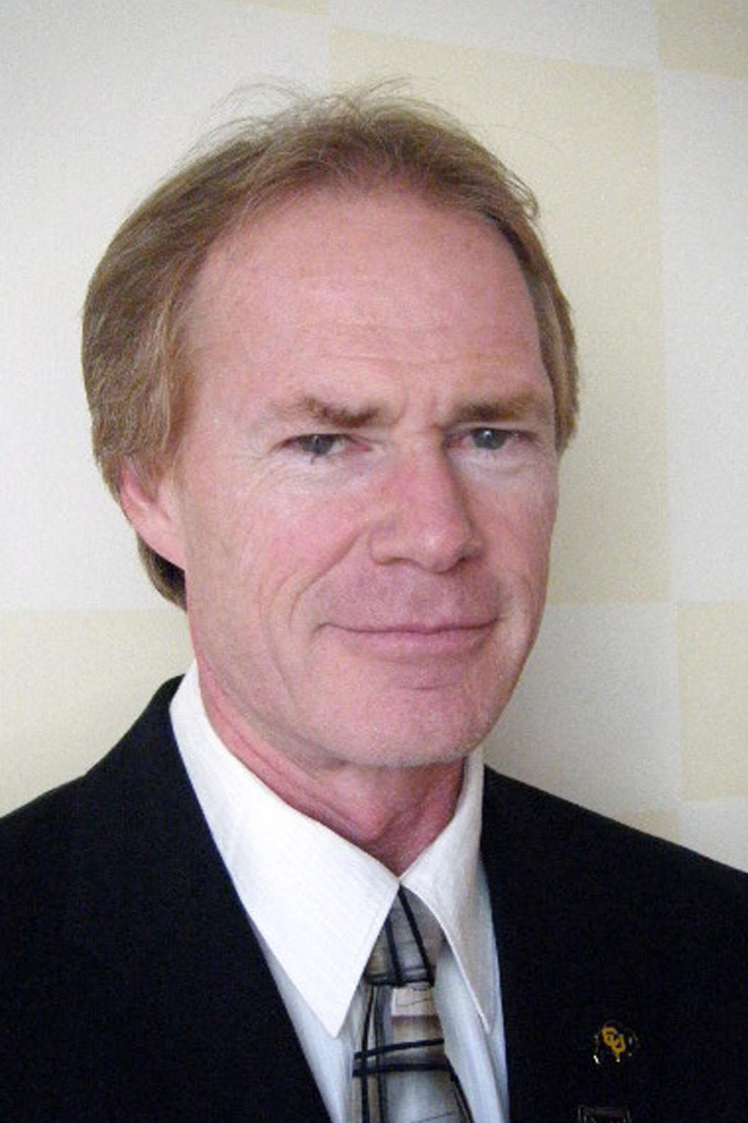 headshot of John Morris (BOK)