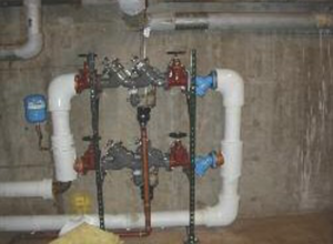 example photo of backflow prevention devices