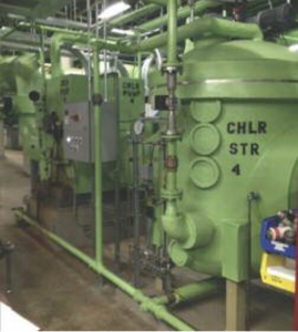 image of a chiller