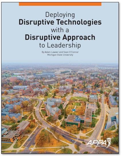 Cover of Disruptive Technologies Book