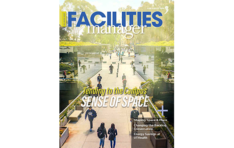 JA21 Facilities Manager Magazine Cover